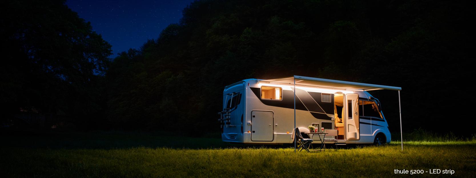 Vanomobil thule 5200 LED strip