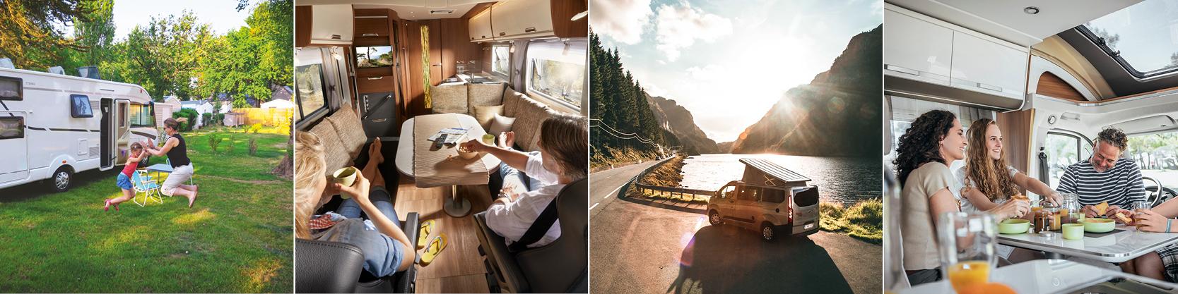 Veilig reizen met motorhomes