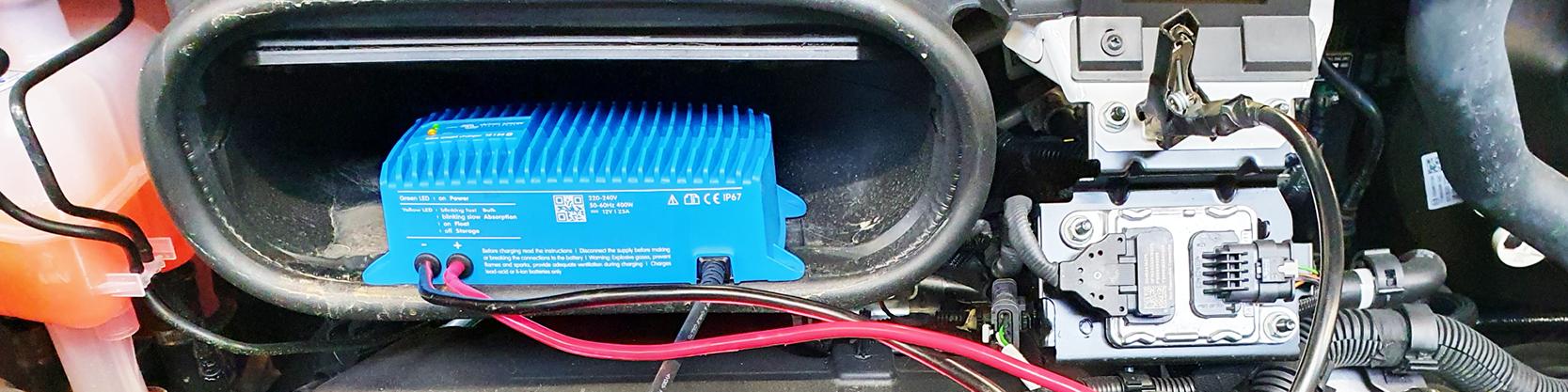 startbatterij