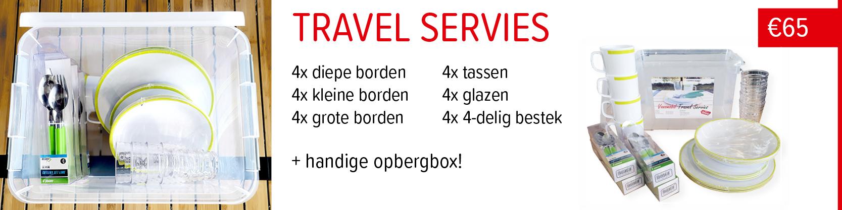 Vanomobil travel servies