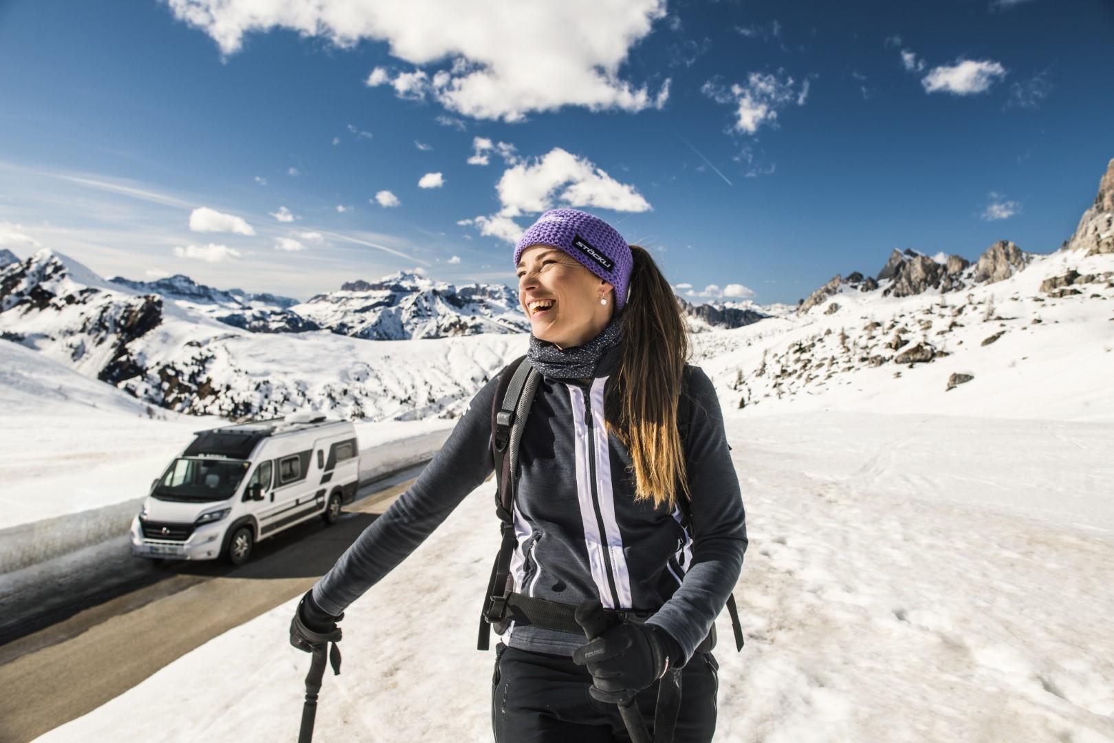 11 tips voor een weekendje sneeuw met de camper