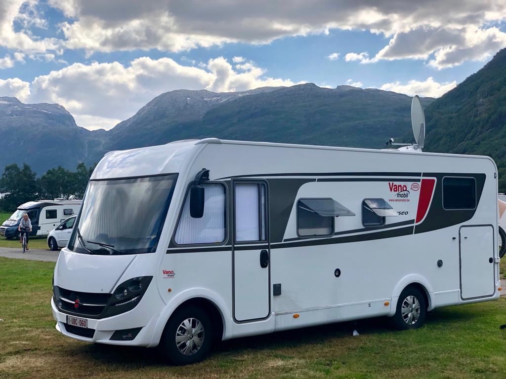 Vanomobil rondreis huurmotorhome Noorwegen 02