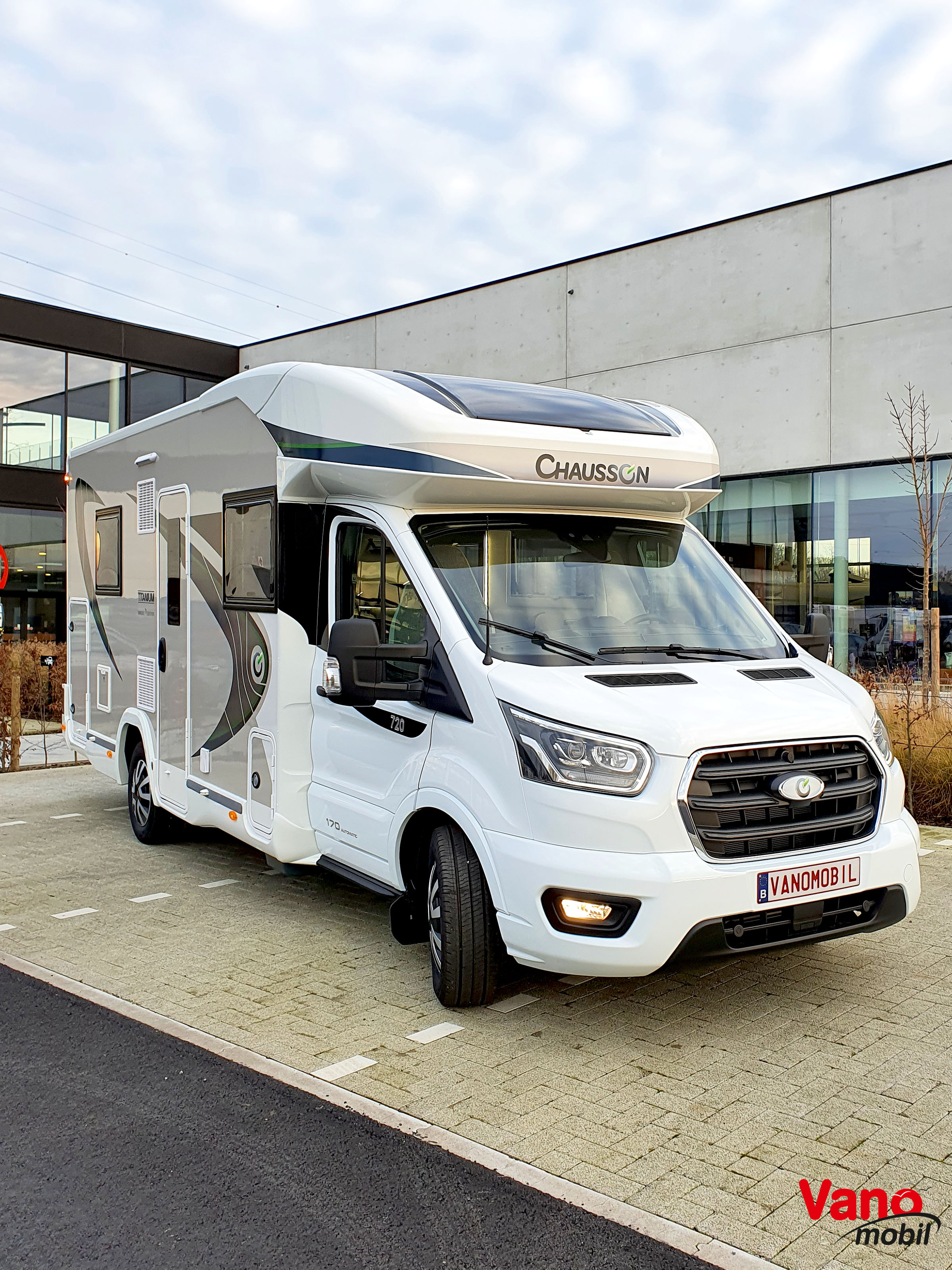 Chausson - Nordic Edition 720 Ford 170 AUTO - 1