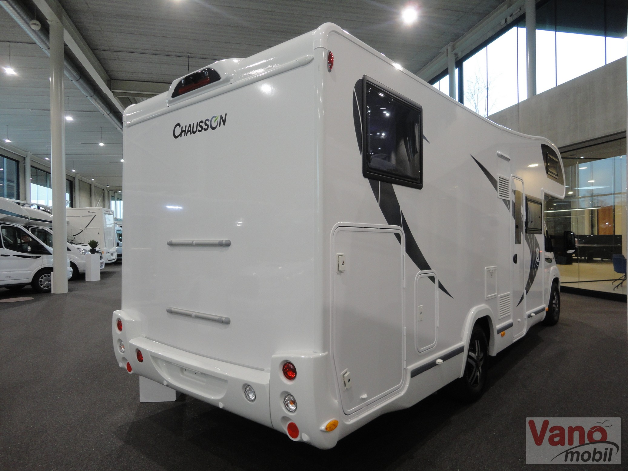 Chausson - VIP C717GA Fiat 160 AT9V Heavy - 2