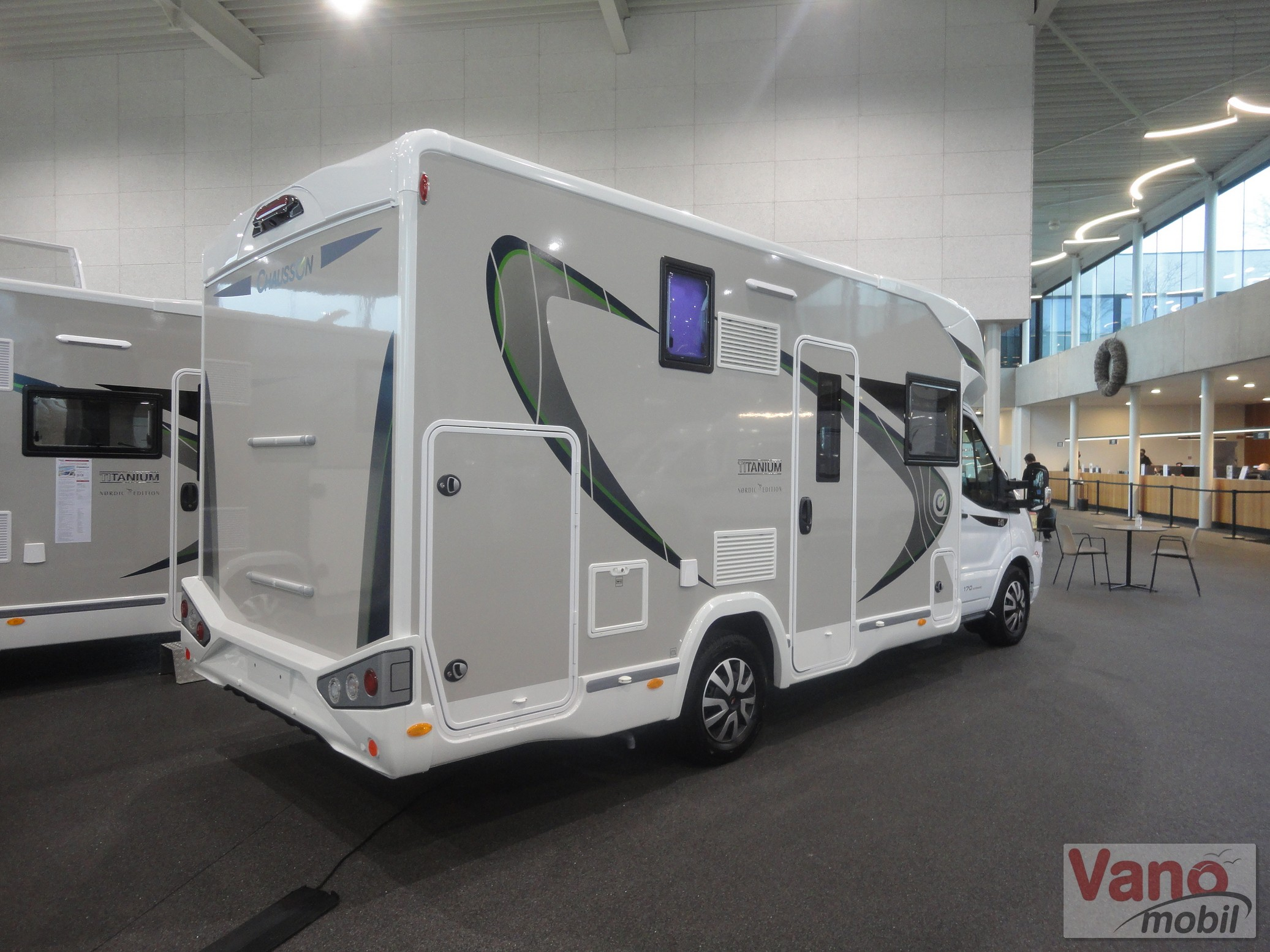 Chausson - Nordic Edition 640 Ford 170 AUTO - 2