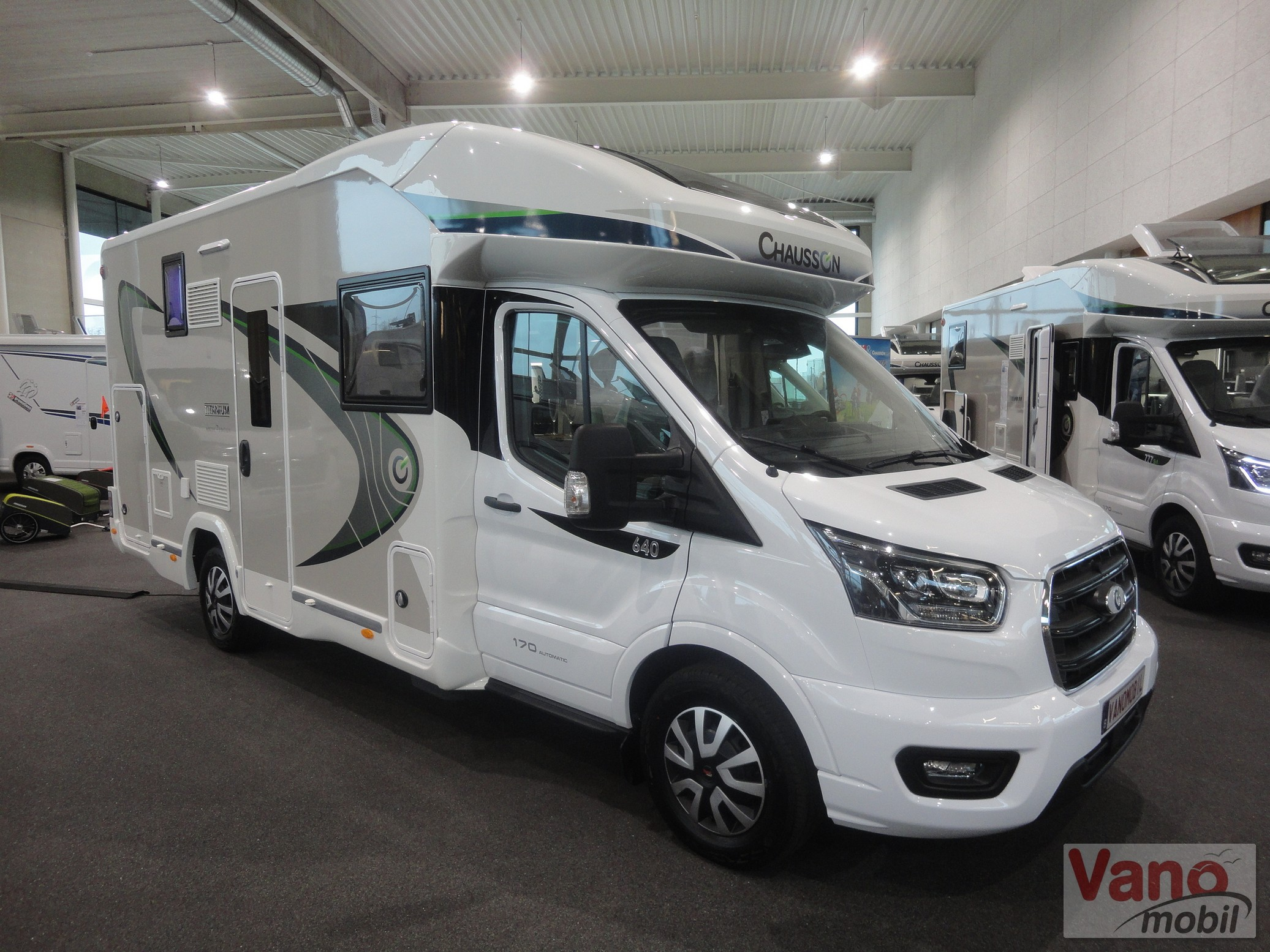 Chausson - Nordic Edition 640 Ford 170 AUTO - 1