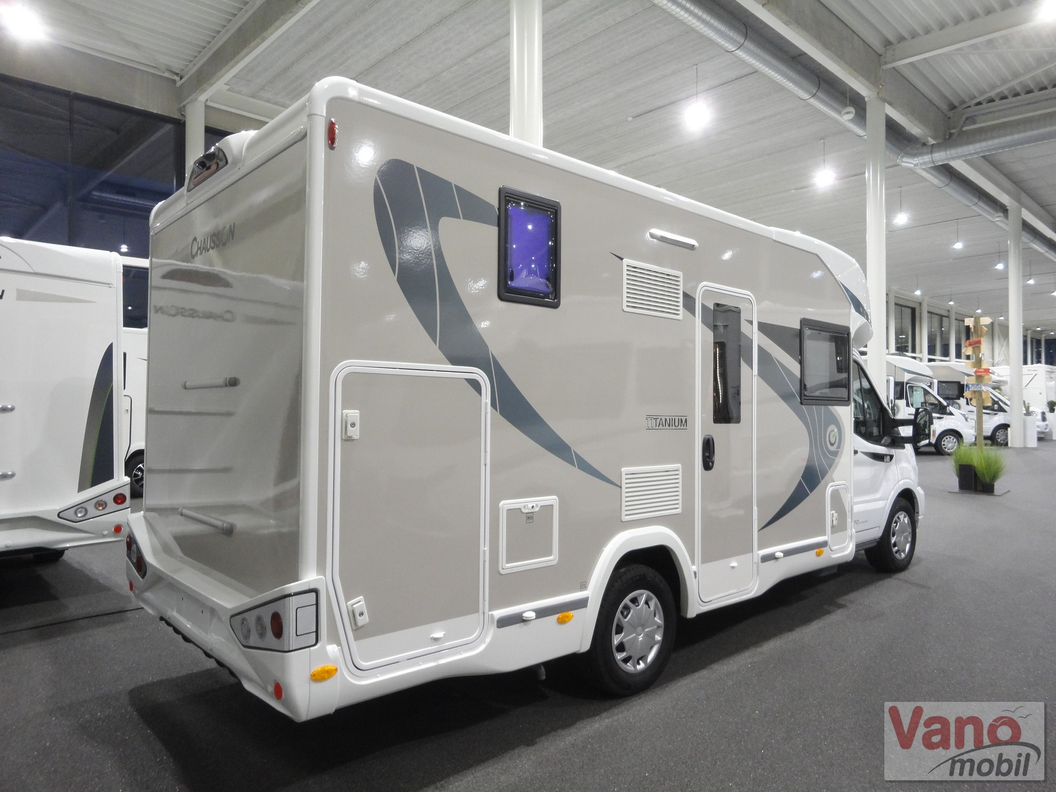 Chausson - Titanium 640 Ford 170 Automatic - 2