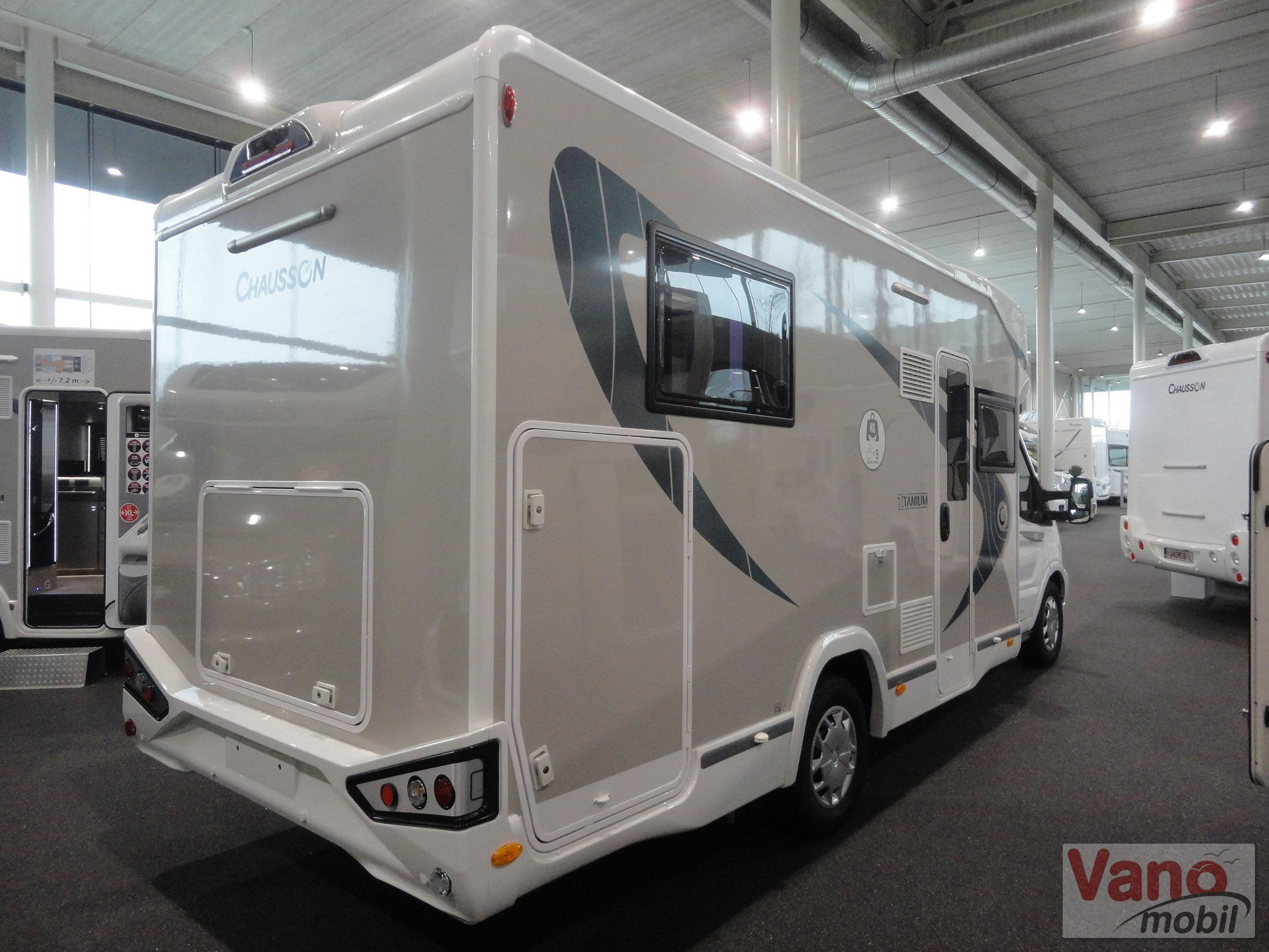 Chausson - Titanium 708 Ford 170 Automatic - 2
