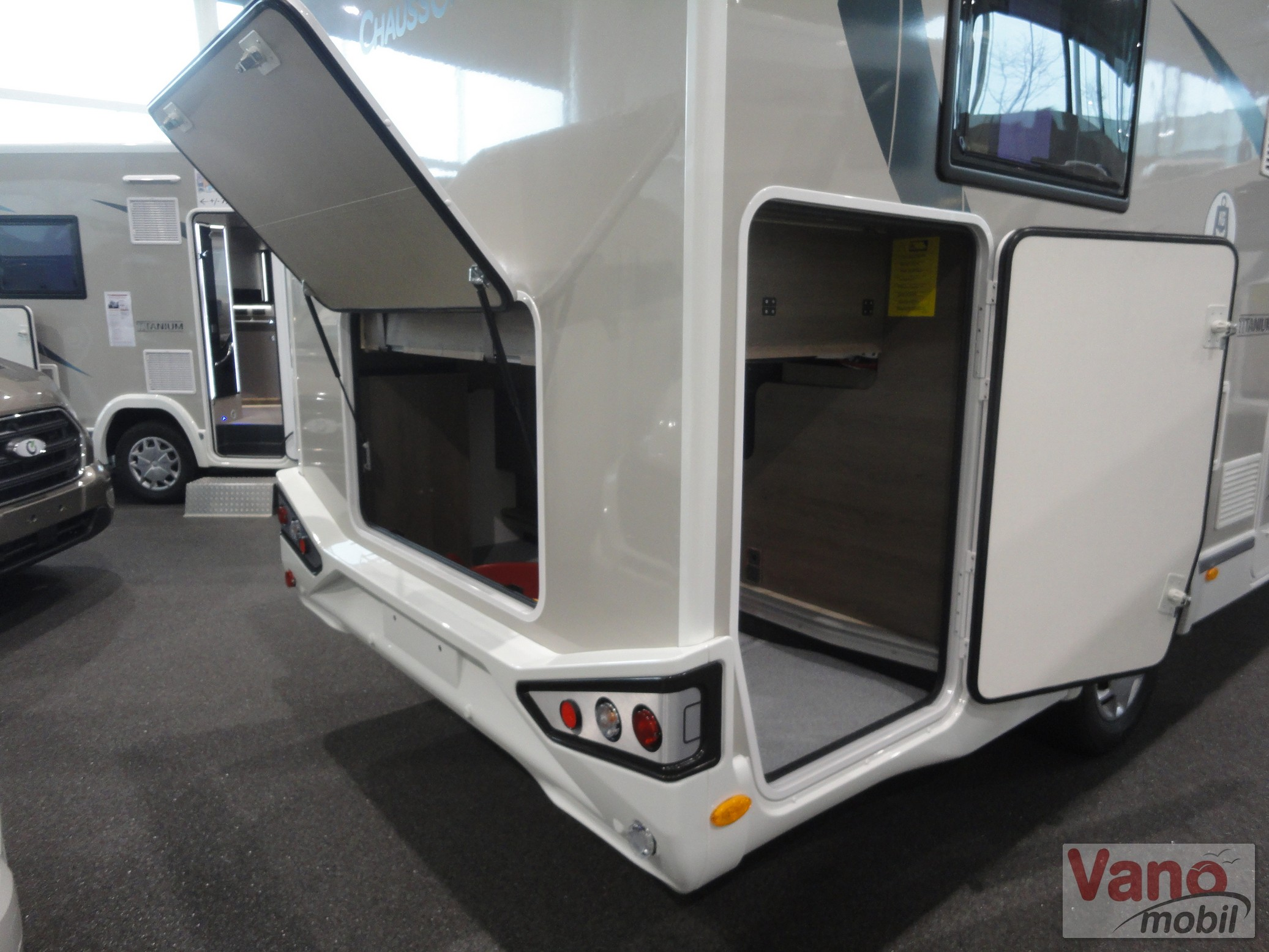 Chausson - Titanium 708 Ford 170 Automatic - 3
