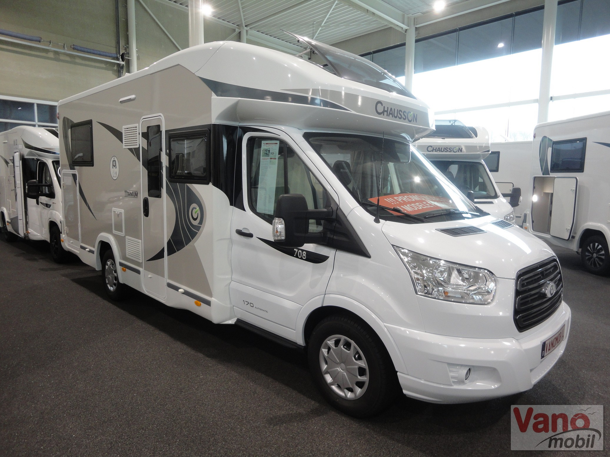 Chausson - Titanium 708 Ford 170 Automatic - 1