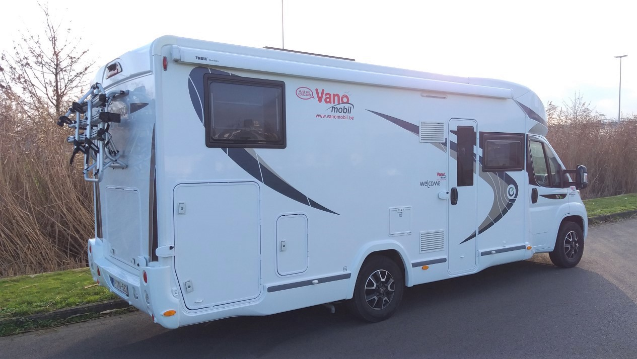 Chausson - Welcome 747 GA - 2