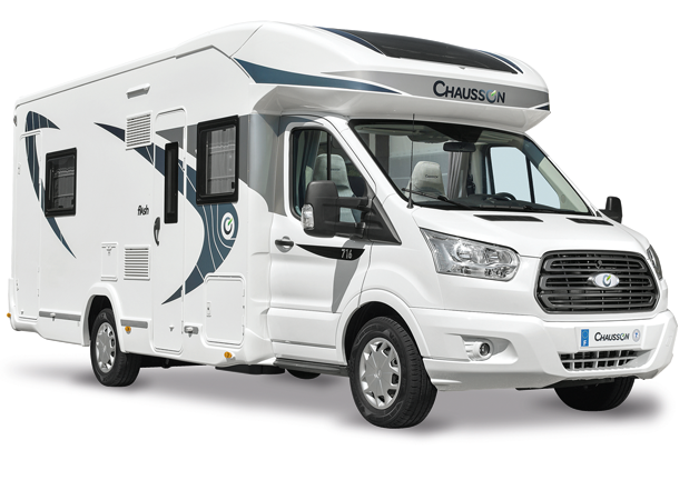 Chausson - Welcome 716 - 0